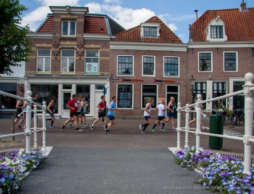 Fotowedstrijd: Hardlopen in historisch Weesp